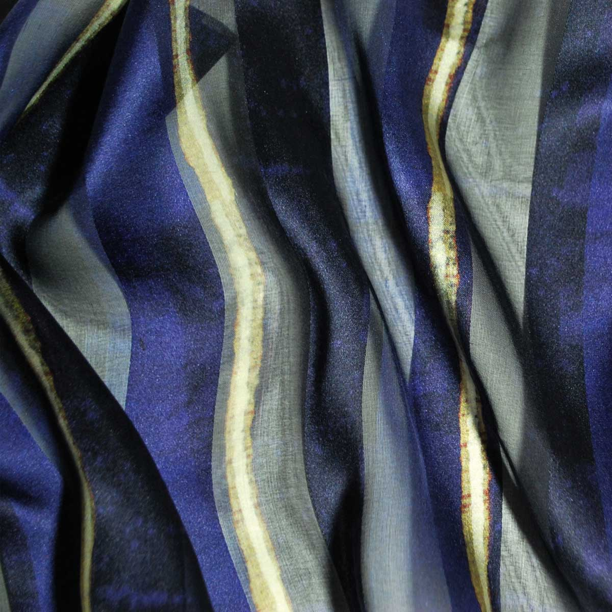 Printed Silk No 2